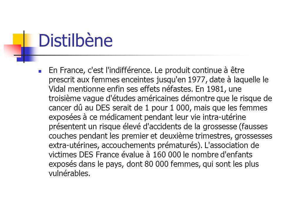 Distilbène