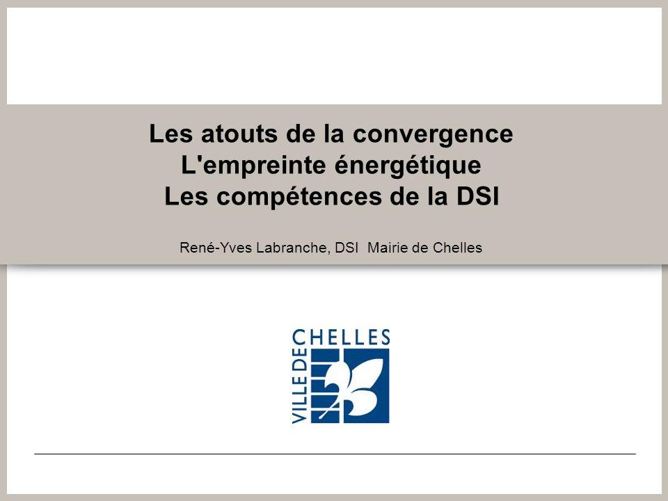 René-Yves Labranche, DSI Mairie de Chelles