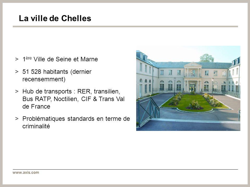 La ville de Chelles 1ère Ville de Seine et Marne
