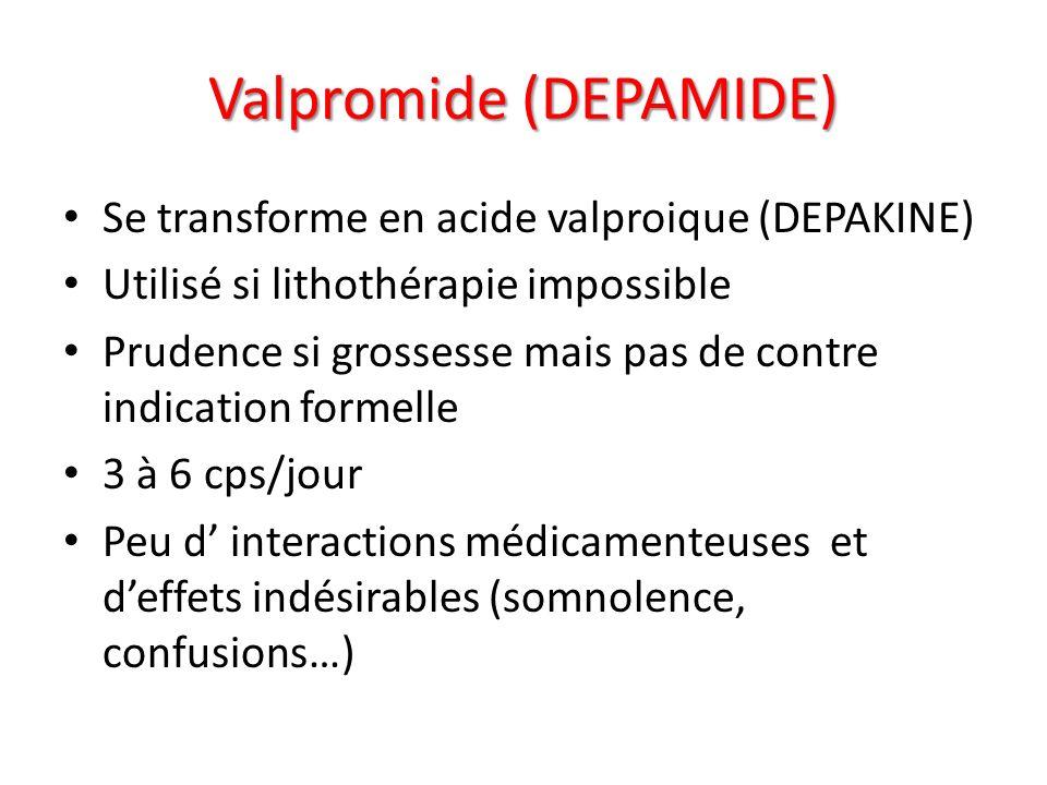 Valpromide (DEPAMIDE)