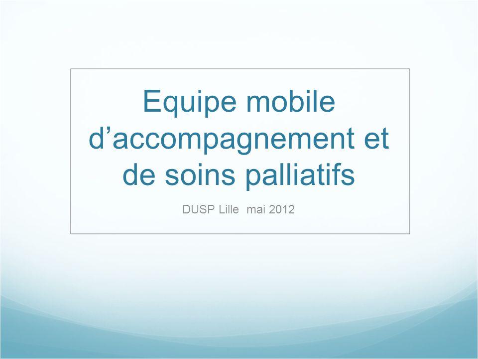 Equipe mobile d'accompagnement et de soins palliatifs