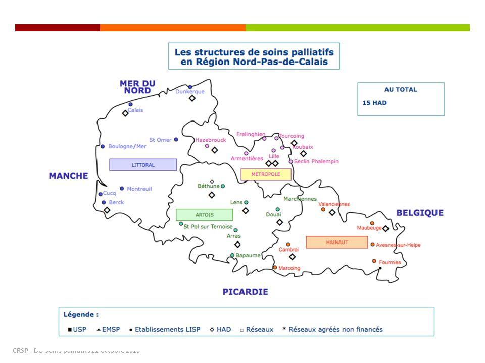 CRSP - DU Soins palliatifs 21 octobre 2010