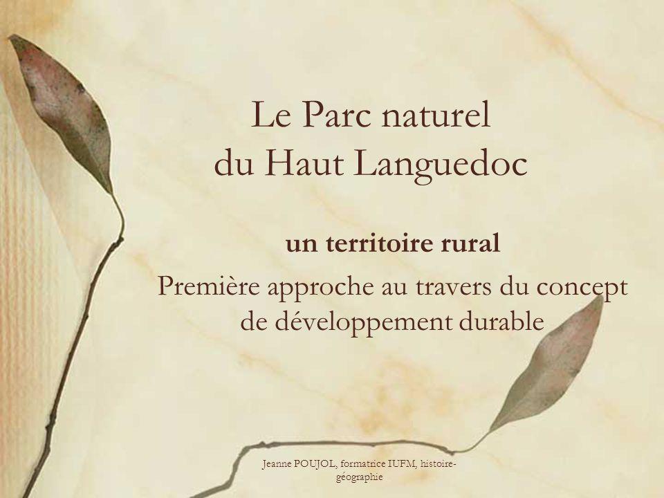 Le Parc naturel du Haut Languedoc