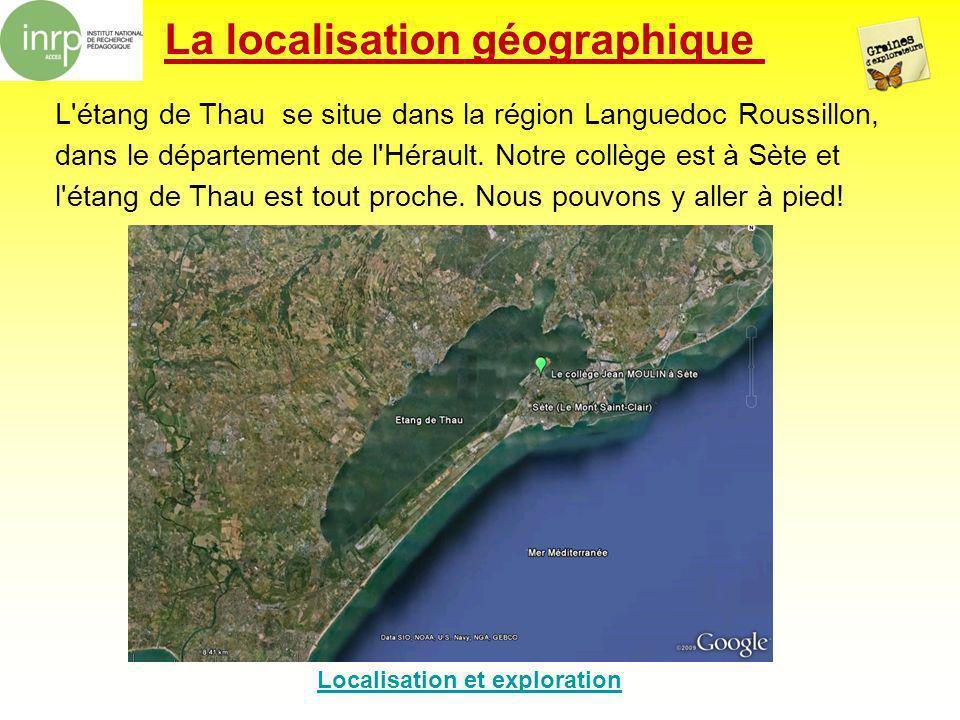 La localisation géographique