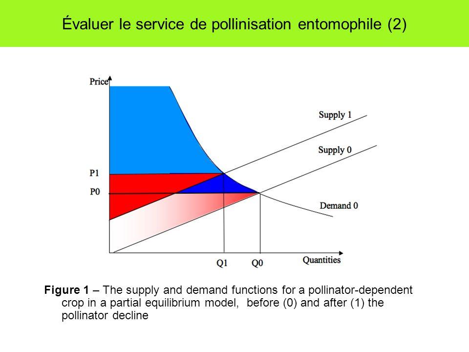 Évaluer le service de pollinisation entomophile (2)