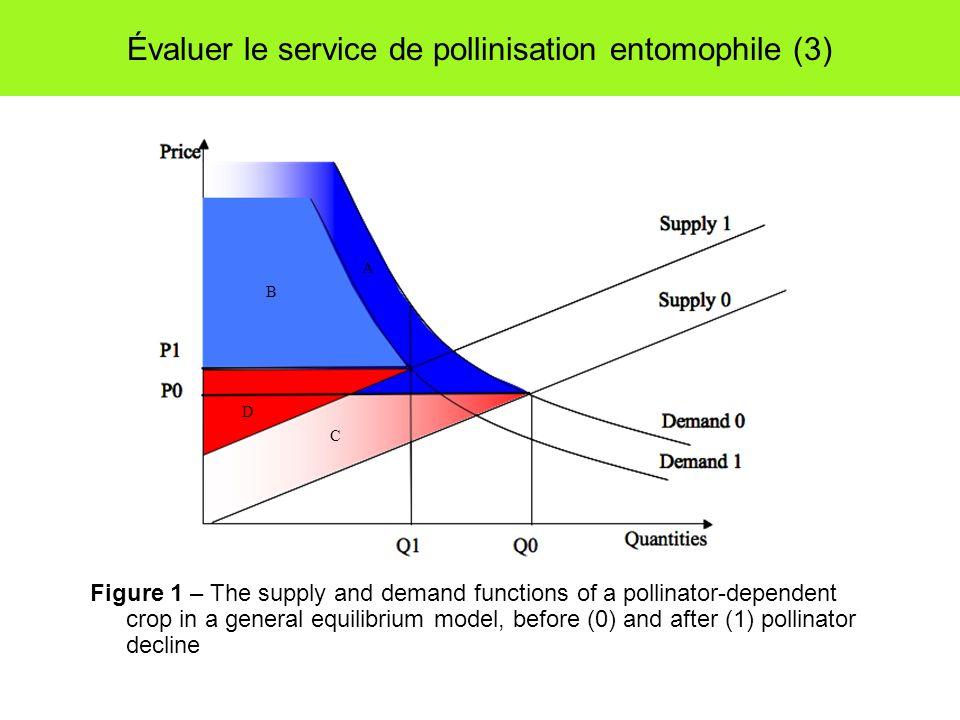 Évaluer le service de pollinisation entomophile (3)