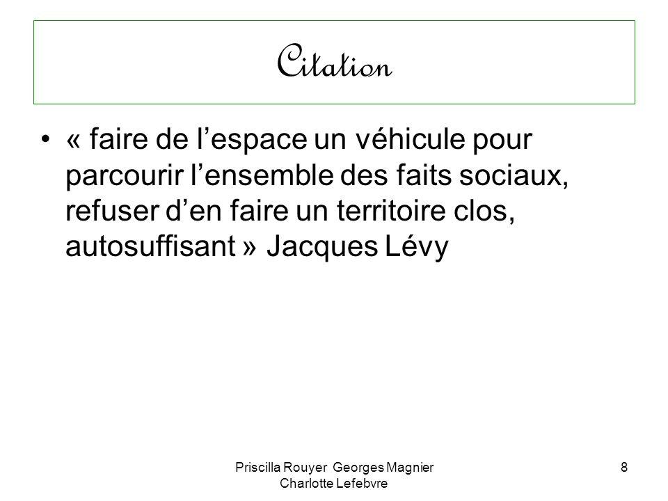 Priscilla Rouyer Georges Magnier Charlotte Lefebvre