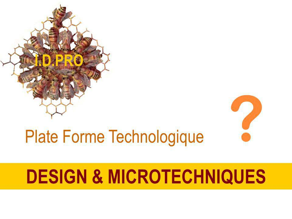 DESIGN & MICROTECHNIQUES