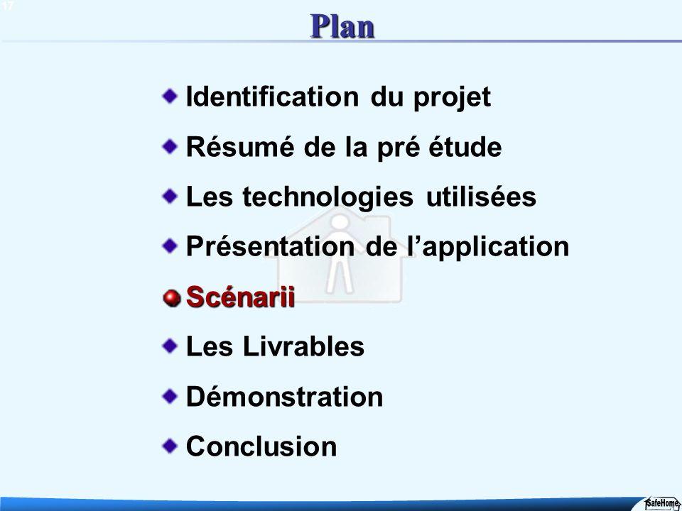 plan identification du projet r u00e9sum u00e9 de la pr u00e9  u00e9tude
