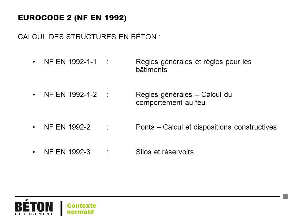 CALCUL DES STRUCTURES EN BÉTON :