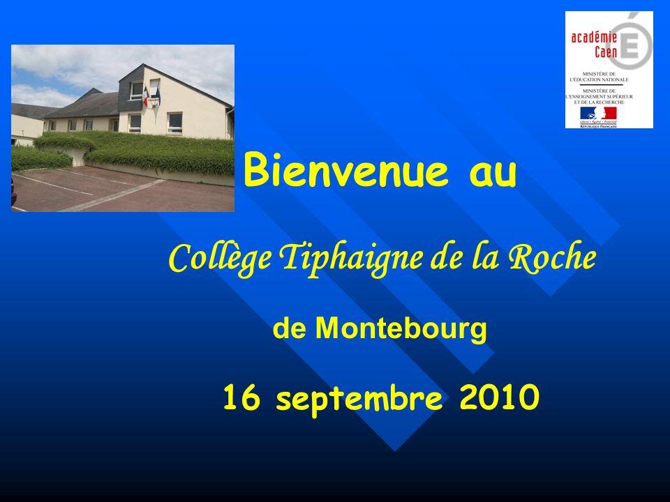 Collège Tiphaigne de la Roche