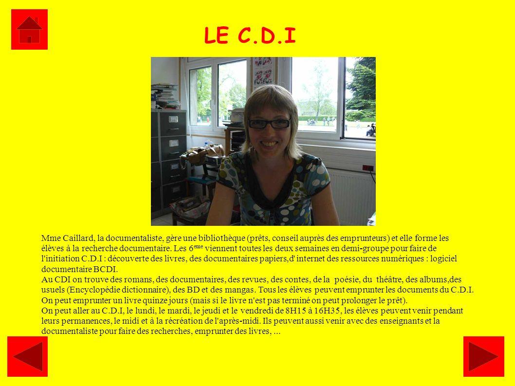 LE C.D.I