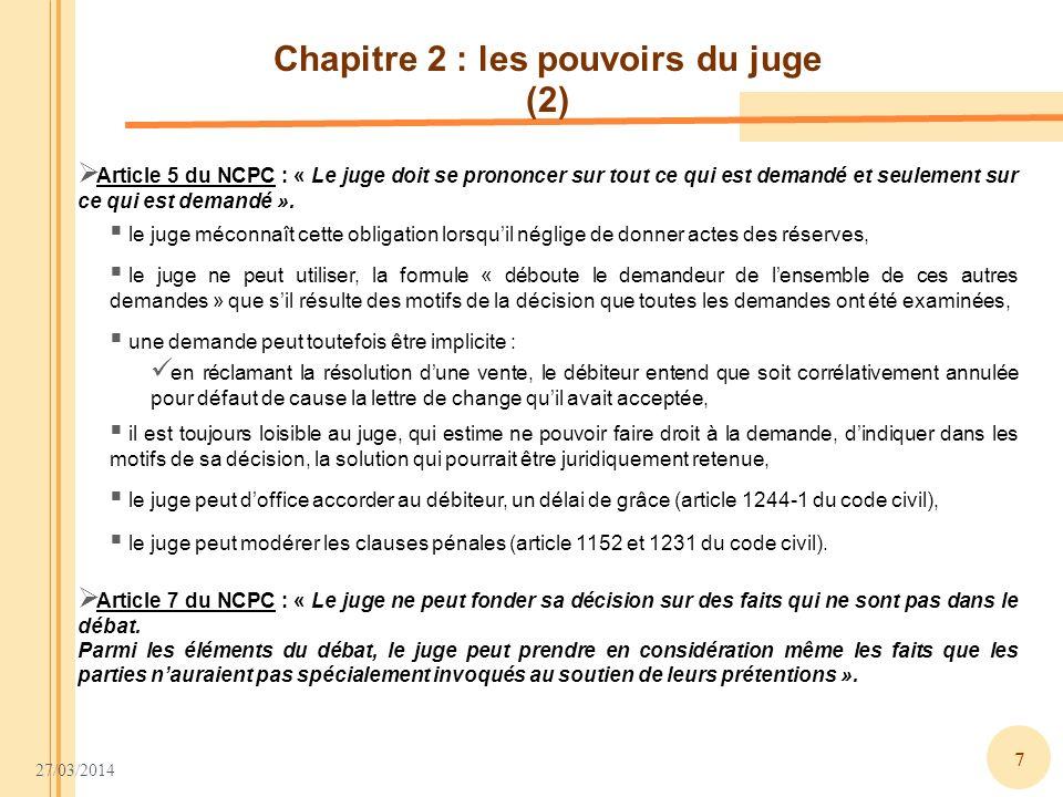 formation des juges consulaires module 2 ppt t l charger