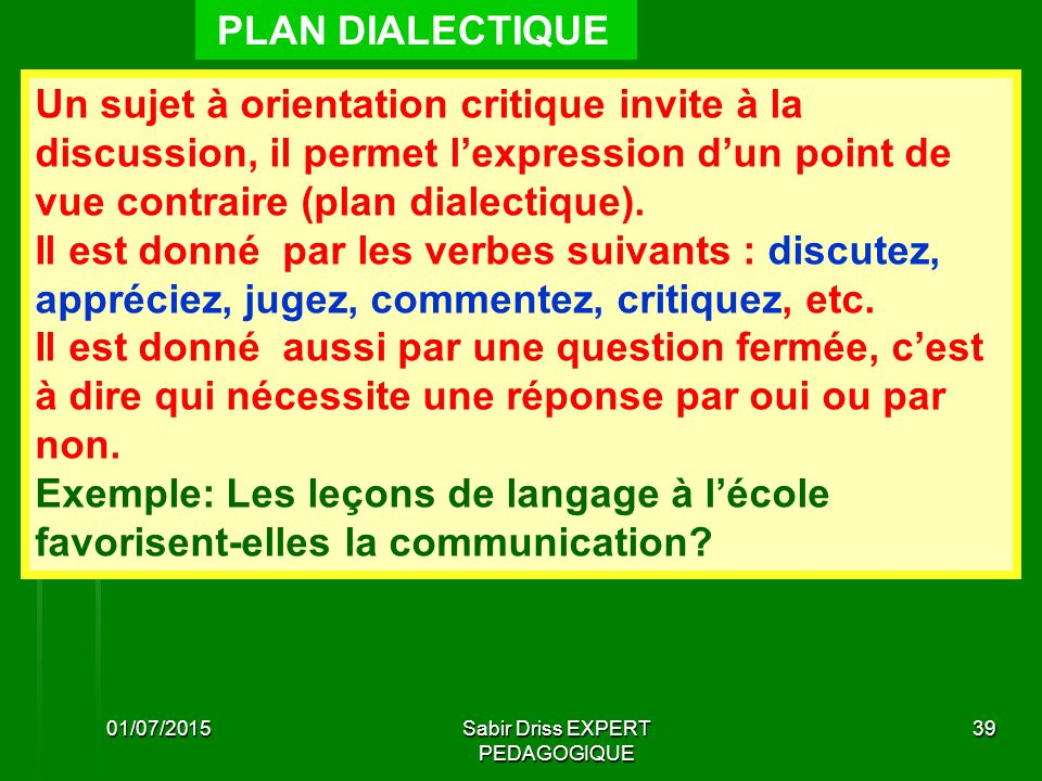 dissertation francais plan dialectique Apa style money dissertation dialectique transition their work plan dialectique transition dissertation pme pmi st dissertation francais plan dialogiqueplan.