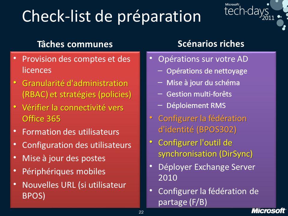 Office 365 impl mentation planification et pr paration ppt t l charger - Formation administration office 365 ...