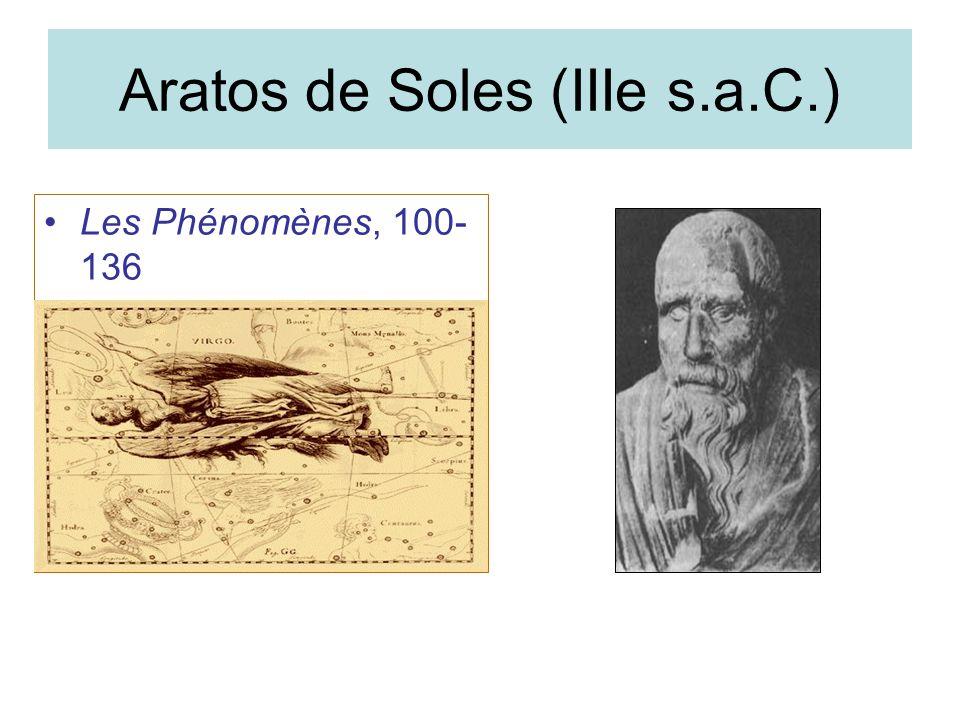Aratos de Soles (IIIe s.a.C.)
