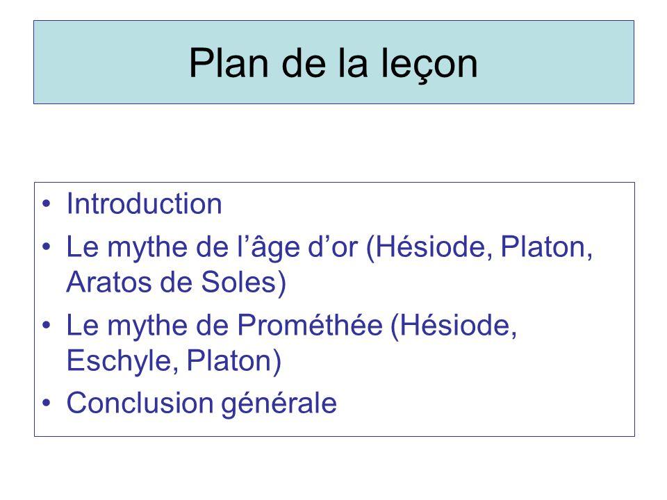 Plan de la leçon Introduction