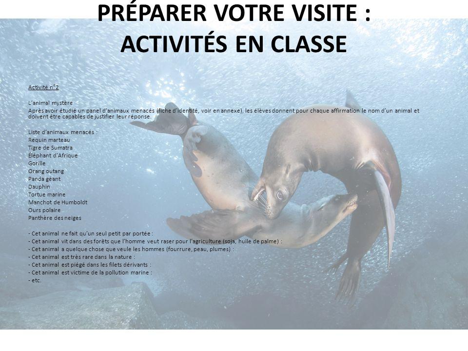 Bien connu Animaux en danger ! Ressources enseignants - ppt video online  KG91