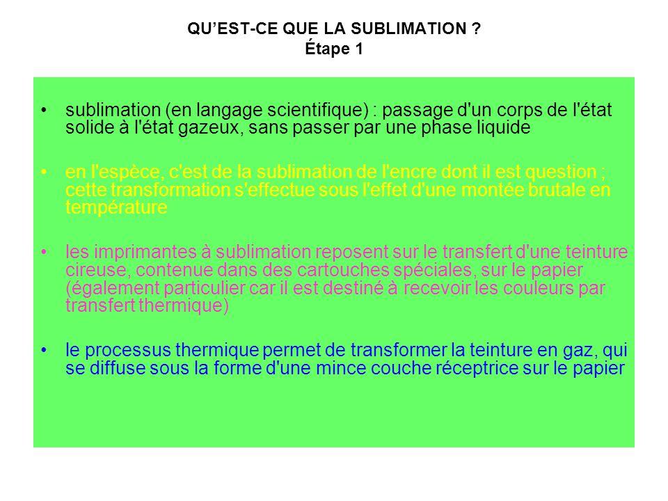 Plan detaille 1 presentation de l imprimante et de ses - Qu est ce qui provoque une fausse couche ...