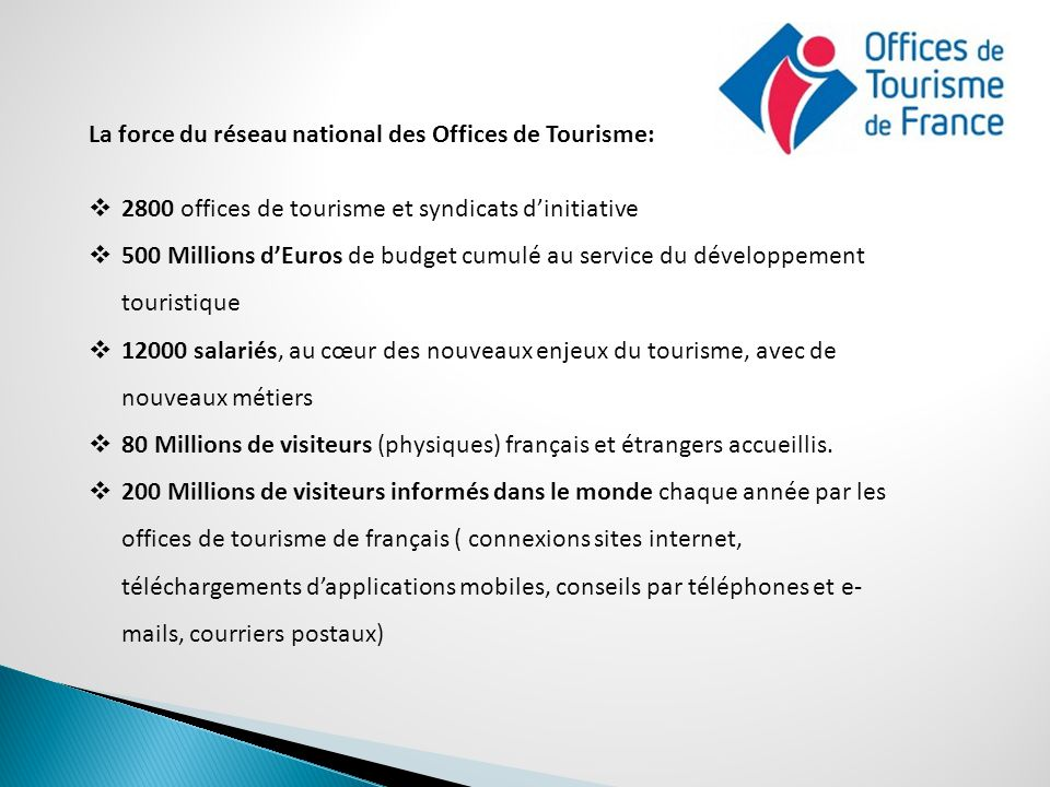 Plan d actions 2015 office de tourisme nord bassin de thau ppt t l charger - Office du tourisme la teste ...