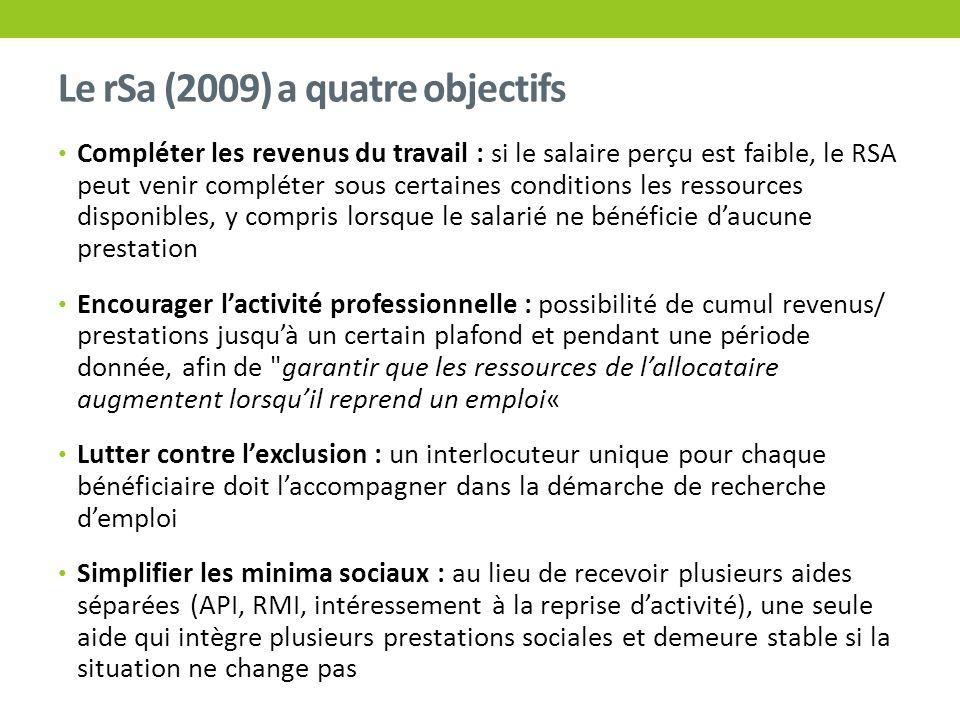 Chapitre 3 politiques publiques et r duction des in galit s sociales et de la pauvret ppt - Plafond a ne pas depasser pour le rsa ...