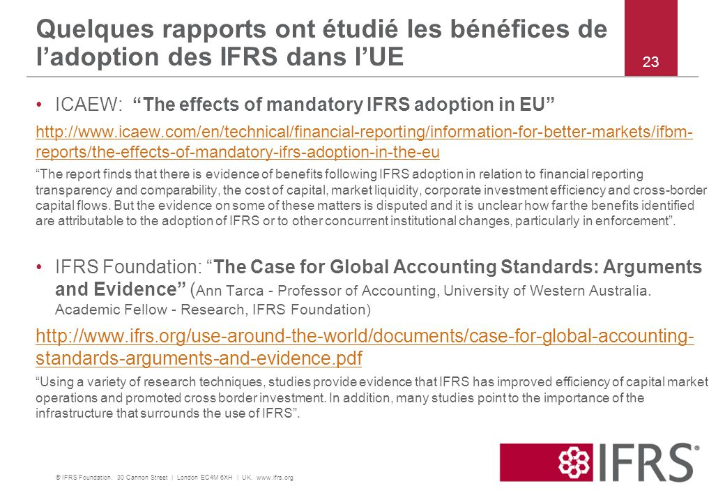 he effect of ifrs adoption and The effect of mandatory ifrs adoption on real and accrual-based earnings management activities  china journal of accounting studies, 1, 236.