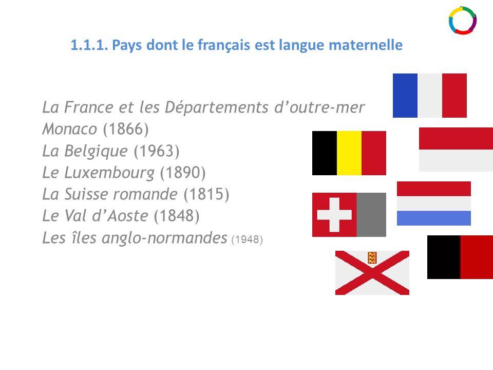 le fran u00e7ais dans le monde   francophonie  francophonie  francophonies