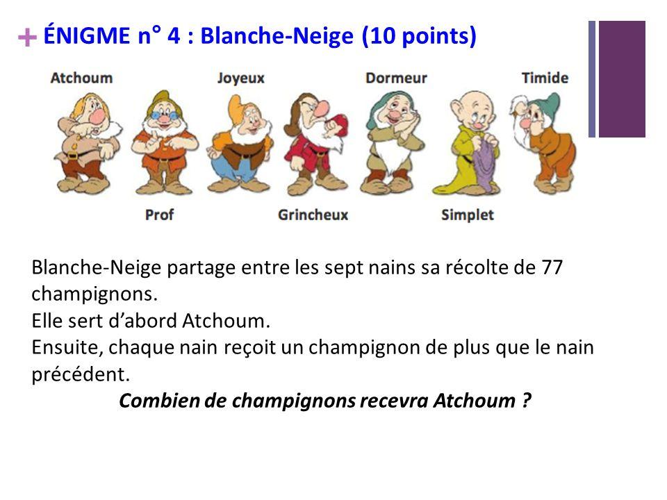 Rallye math matique preuve n 5 cm1 r ponses ppt - Le nain grincheux ...