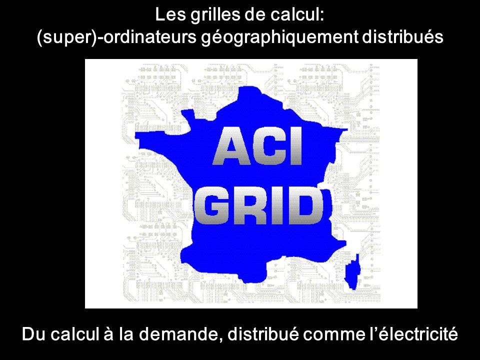 Du calcul à la demande, distribué comme l'électricité