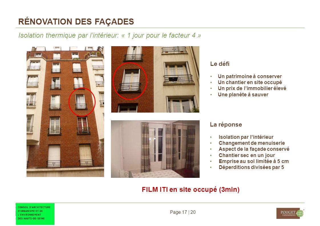 R novation nerg tique qualit architecturale ppt for Isolation par le sol renovation