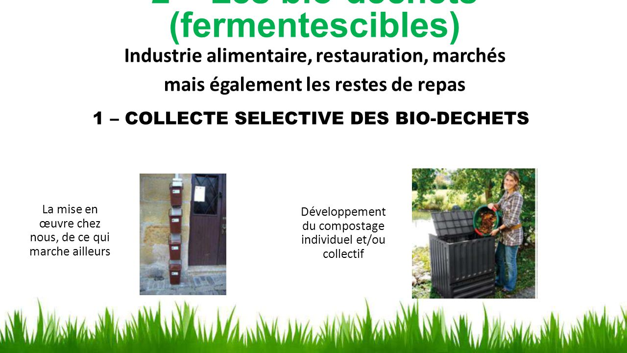 decharge alimentaire en restauration