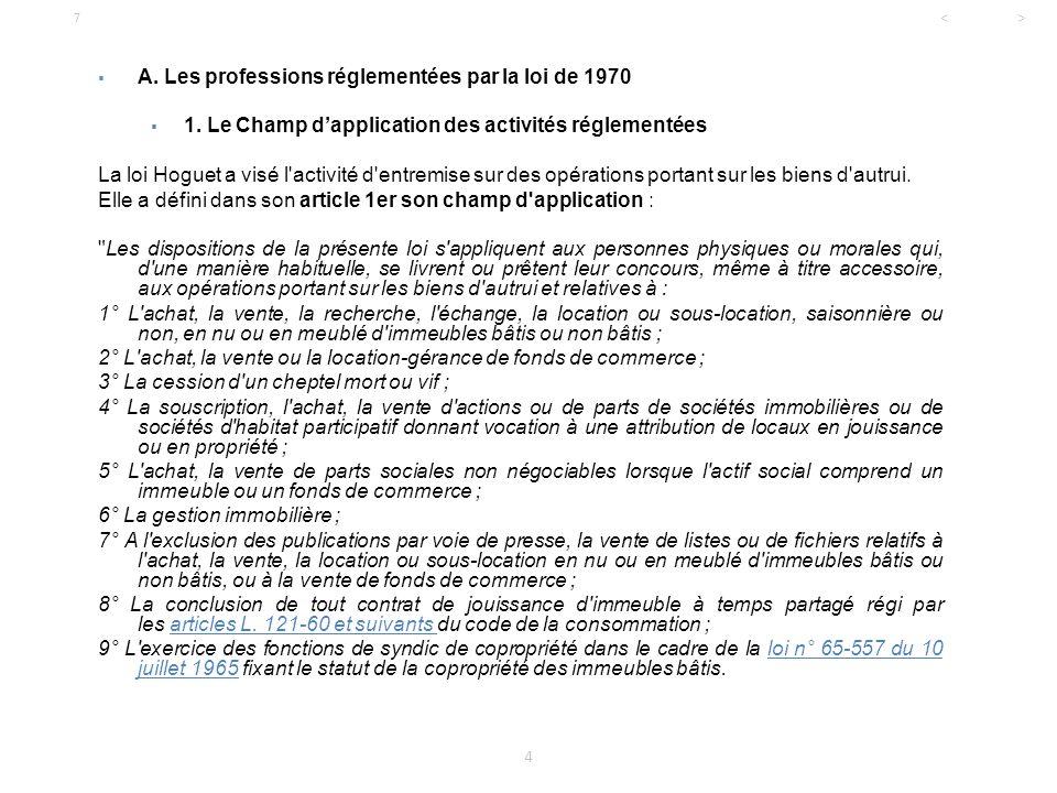Licence professionnelle droit de l 39 immobilier ppt - Contrat de location saisonniere d un meuble de tourisme ...