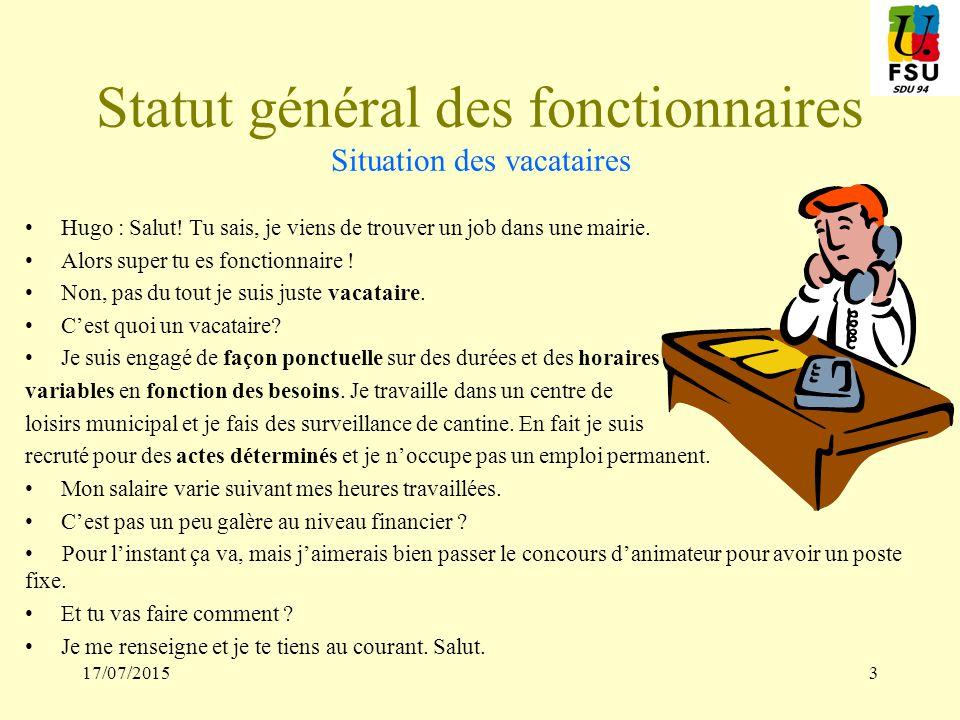 Formation nouveaux adherents ppt t l charger - Grille indiciaire animateur ...