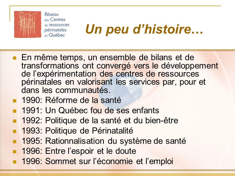 R seau des centres de ressources p rinatales du qu bec ppt t l charger - Definition d histoire ...
