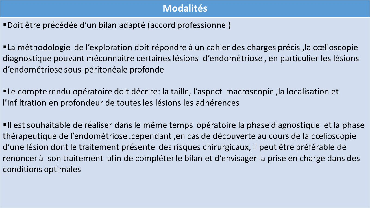 Endometriose externe d finition ppt t l charger - A quelle temperature doit etre un congelateur ...