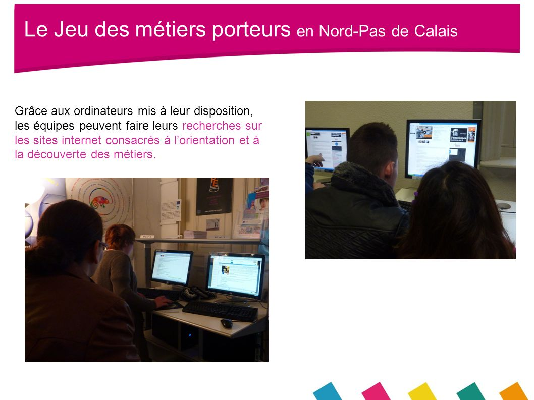 Jeu des m tiers porteurs ppt video online t l charger - Chambre des metiers nord pas de calais ...