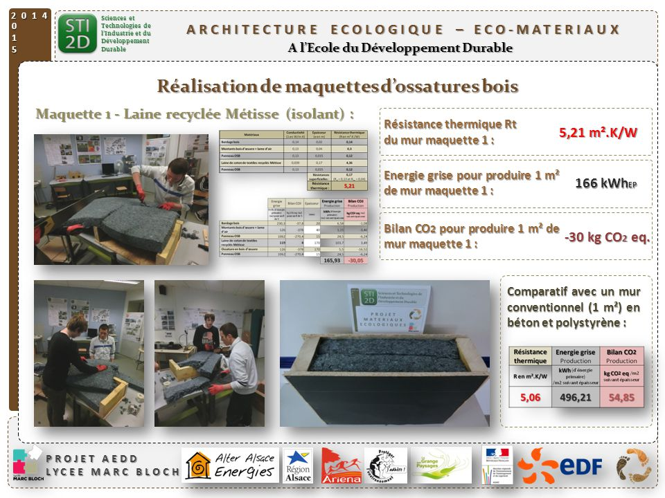 architecture ecologique eco materiaux ppt t l charger. Black Bedroom Furniture Sets. Home Design Ideas