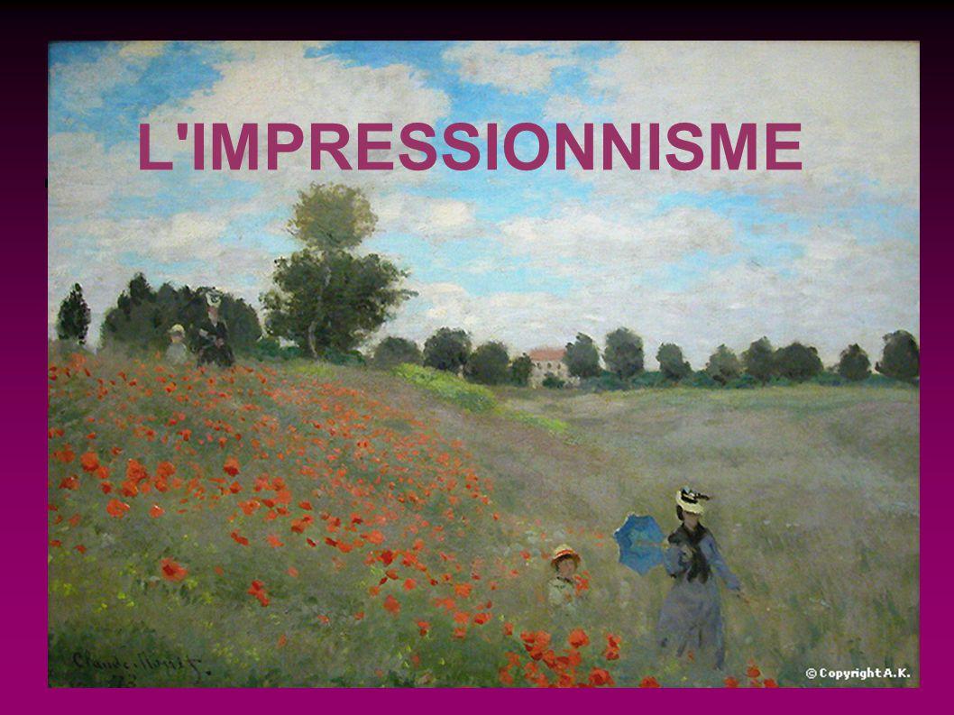 L 39 impressionnisme ppt video online t l charger for Chambre sociale 13 novembre 1996