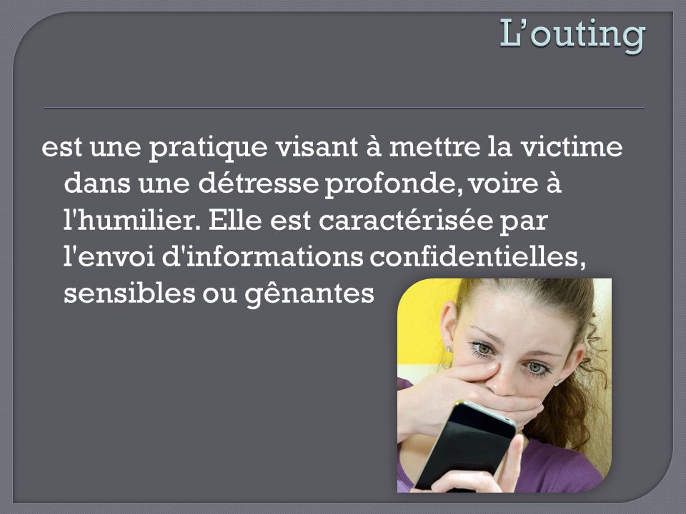 L'outing