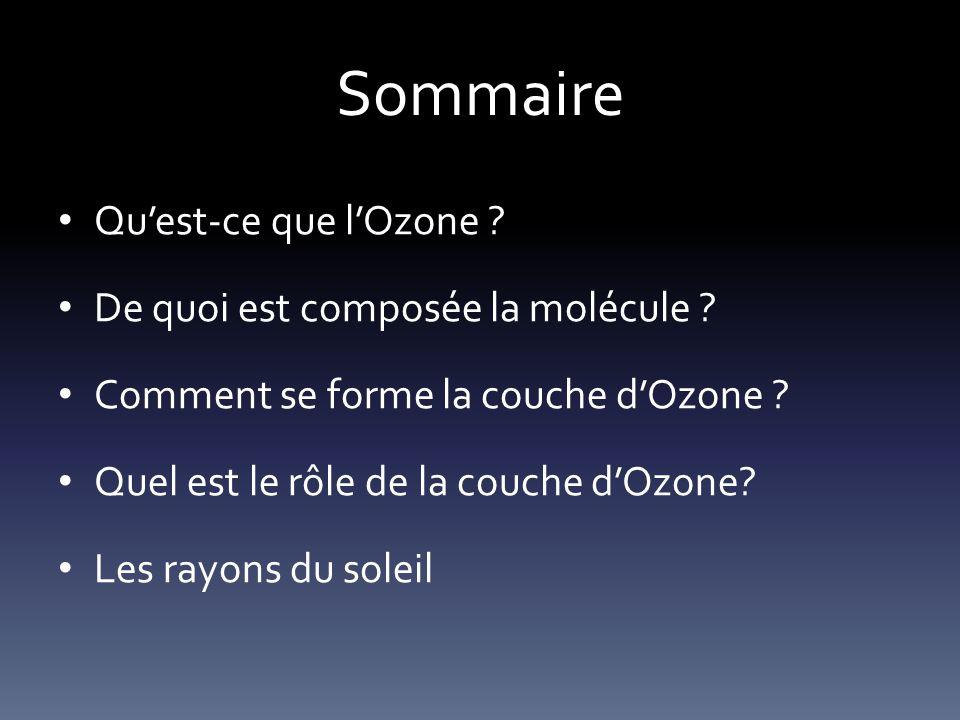 L ozone a ssatou et clara ppt t l charger - Qu est ce que la couche d ozone ...