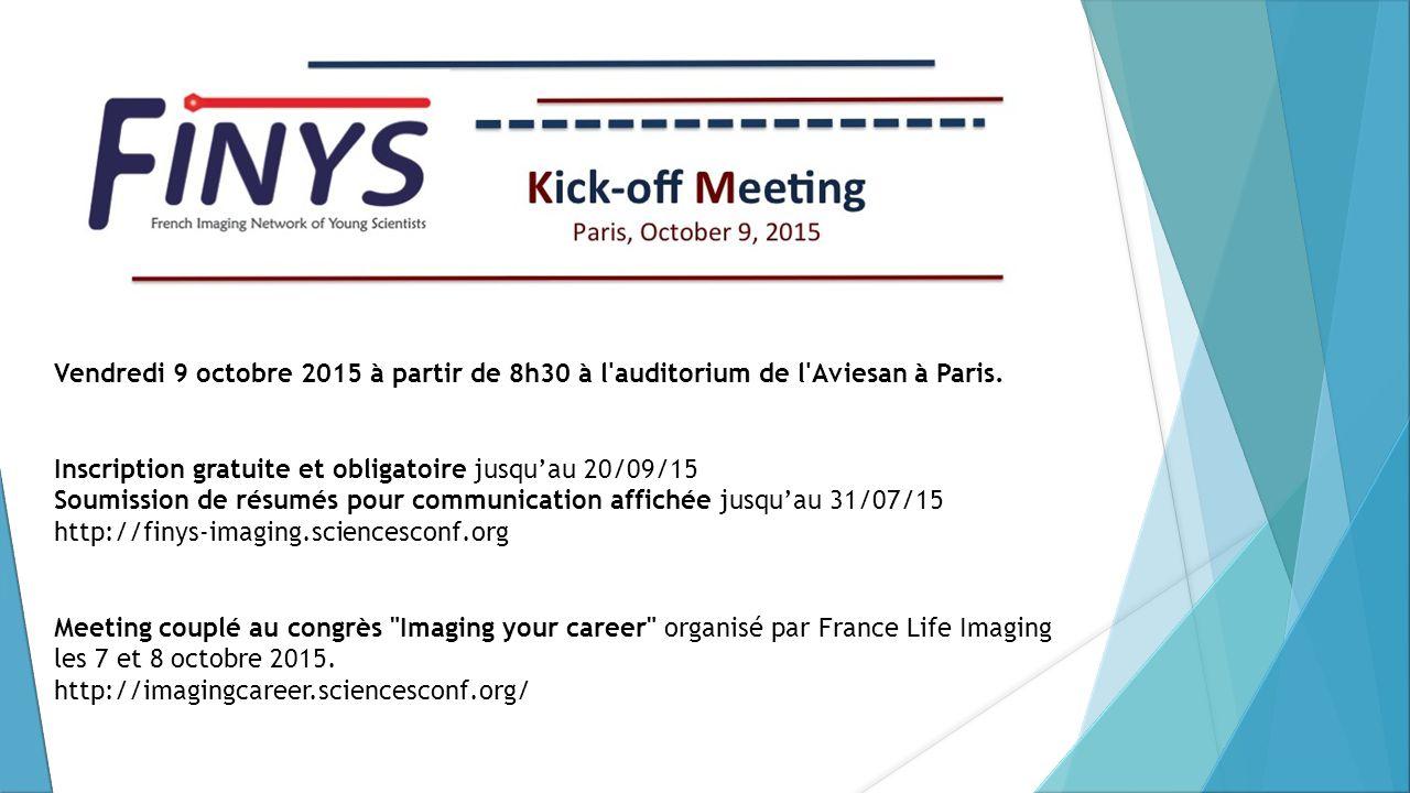 Rencontre jeunes chercheurs paris 3
