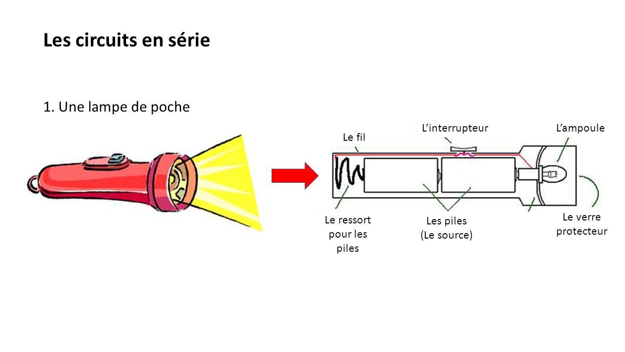 Les circuits lectriques ppt video online t l charger - Allumer lampe de poche ...