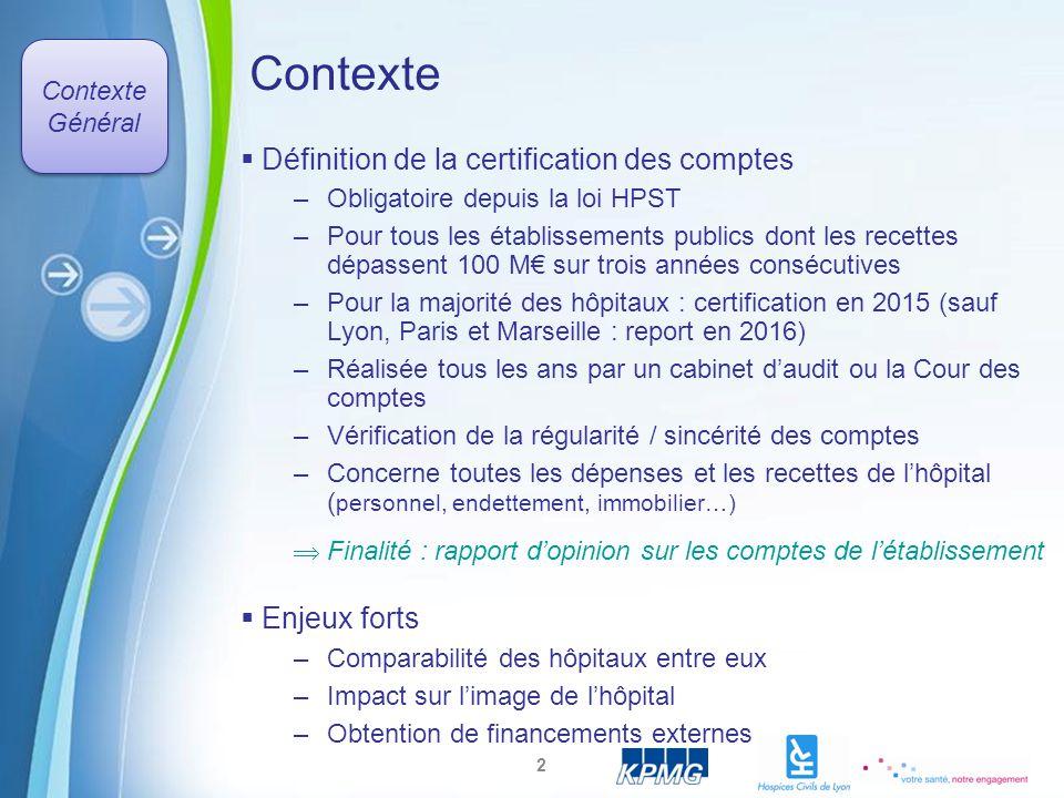 certification des comptes des 233 tablissements publics de sant 233 ppt t 233 l 233 charger