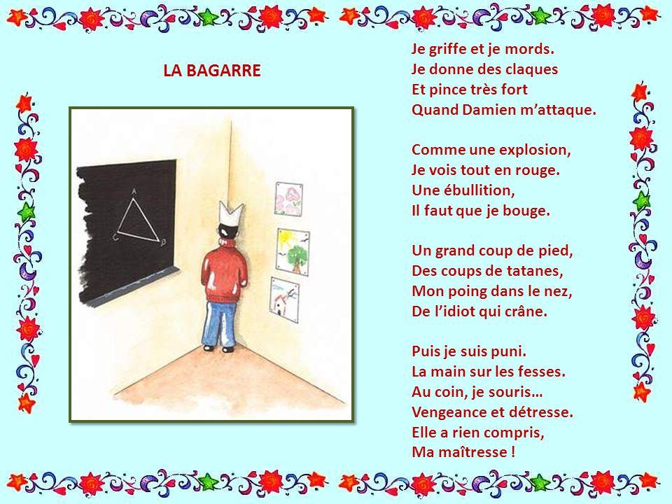 Poemes pour petites personnes ppt video online t l charger - Coup de poing dans le dos ...