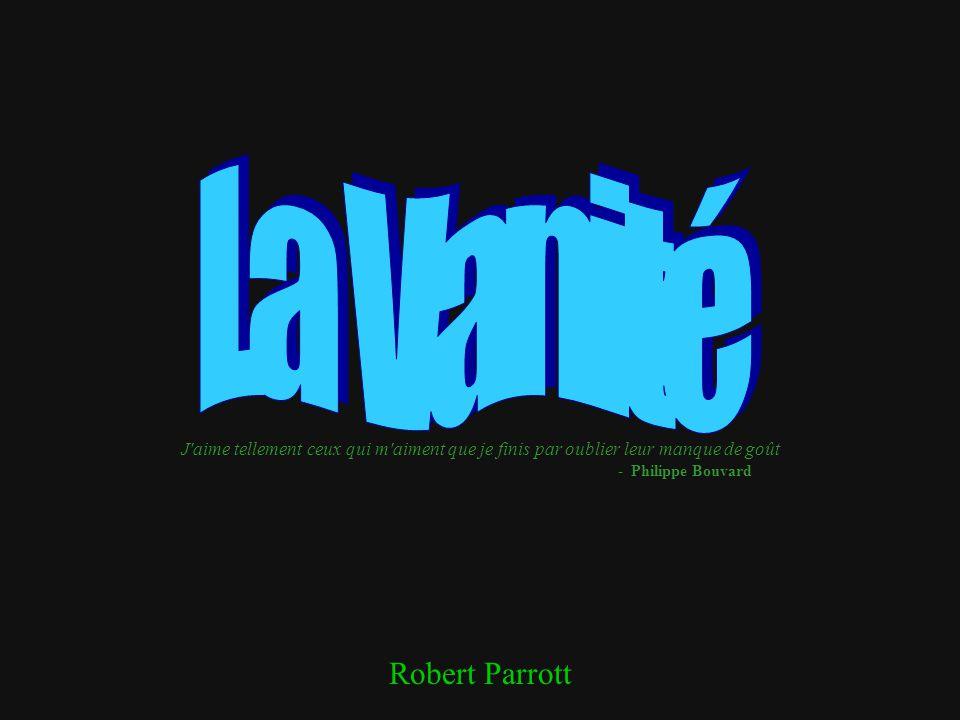 La Vanité Robert Parrott