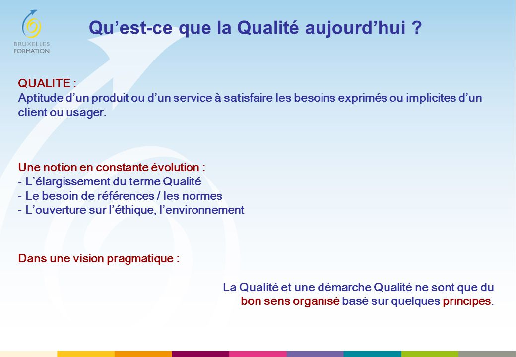 Qualit notions et mod les ppt video online t l charger for Qu est ce que la lasure