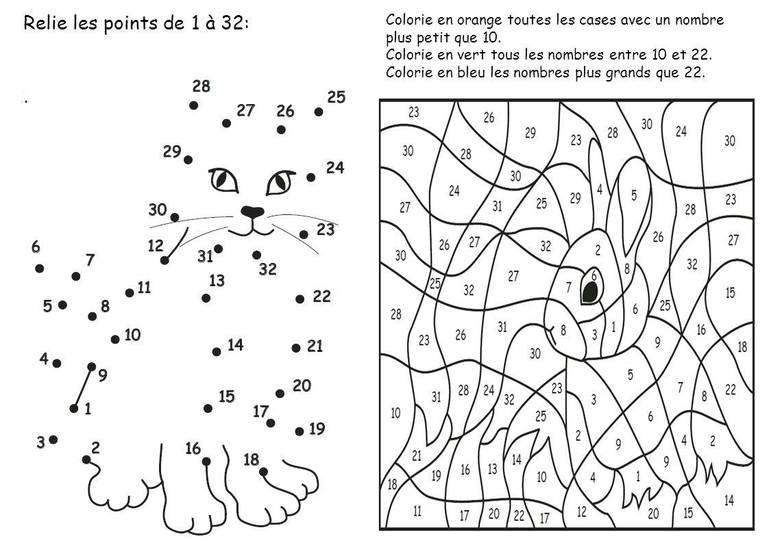 Coloriage appliqu et points relier ppt t l charger - Relier 9 points avec 3 traits ...