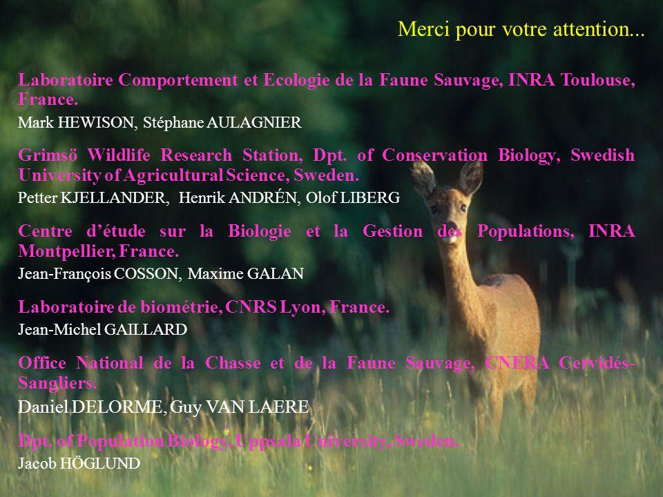 S lection sexuelle et tactiques de reproduction chez les - Office national de la chasse et de la faune sauvage ...