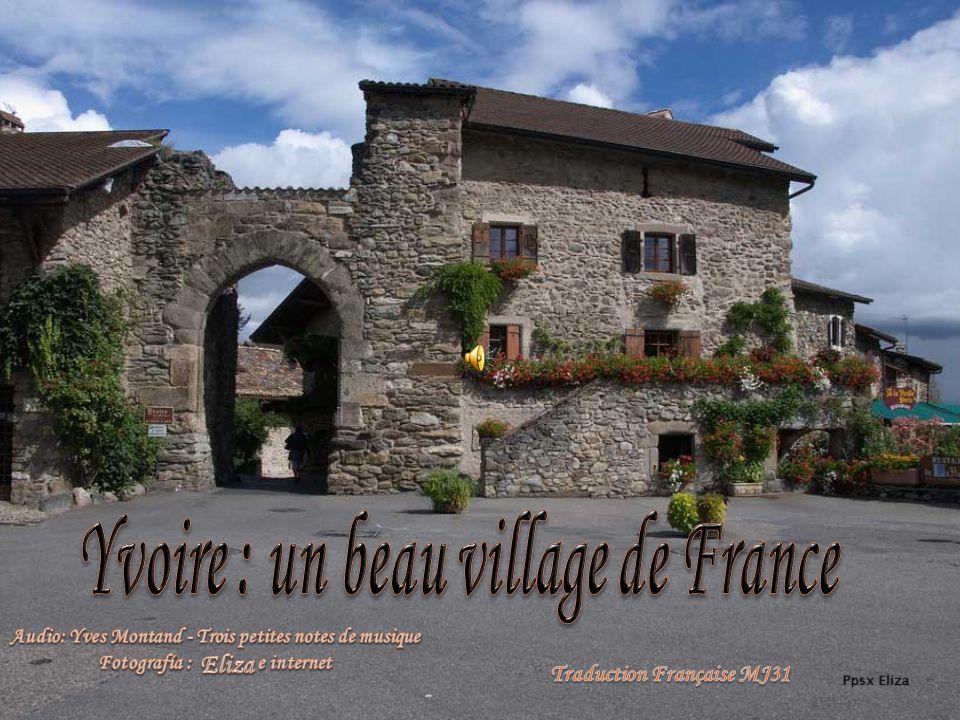 Yvoire un beau village de france ppt t l charger for Beau village autour de toulouse