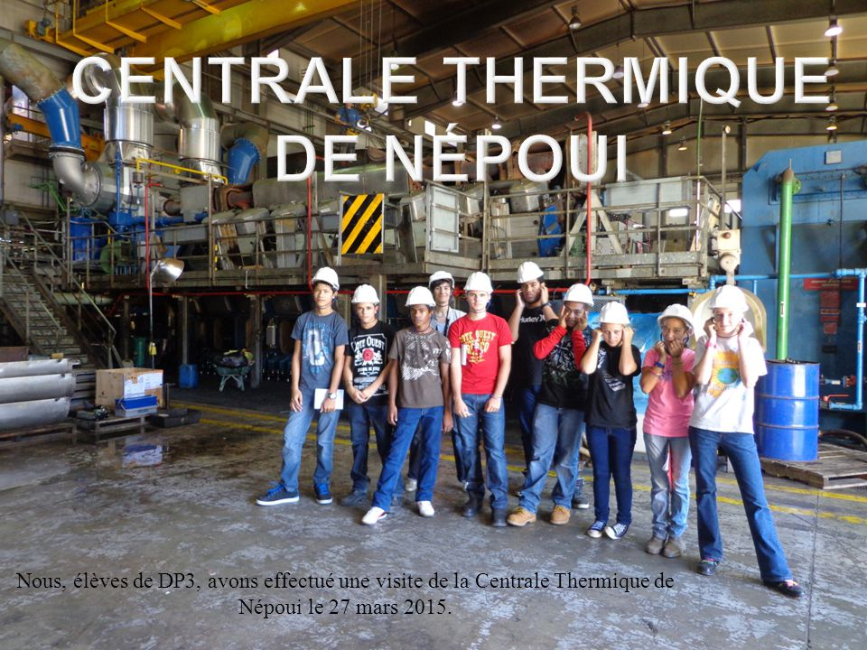 Centrale Thermique de Népoui